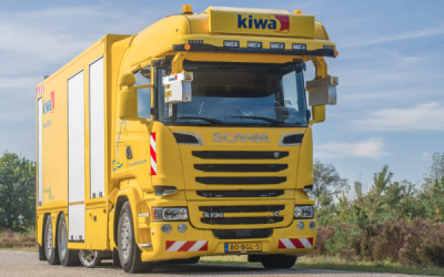 Nieuwe meetmethodiek op Kiwa-KOAC truck geïnstalleerd
