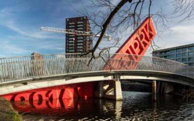 Deel- Engineering en een RI&E voetgangersbrug Amsterdam Zuid-Oost!