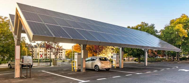 Parkeerplaats overkapping met Solar zonnepanelen? Wolters Engineering!