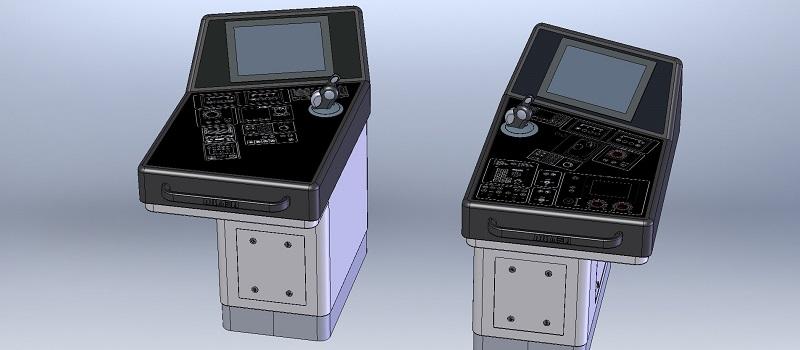 Consoles op sleepboot 800x350